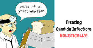 treating candida infections holistically