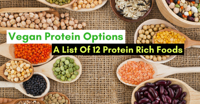 Vegan Protein Options