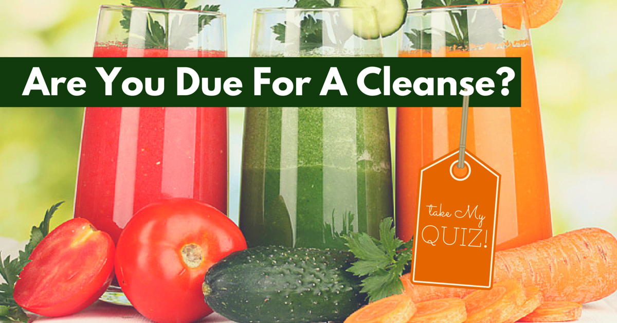detox cleanse quiz